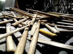 DRUM STICKS