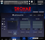 Install Gothic Instruments DRONAR Cinematic Atmospheres