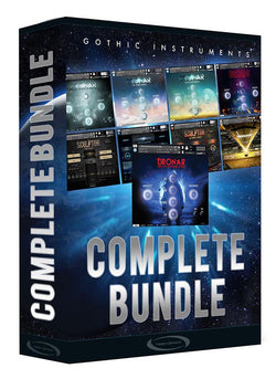 Gothic Instruments Complete Bundle box