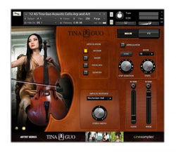 Review CineSamples Tina Guo Legato