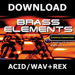 Download Zero-G C.E. Vol.03  Brass Elements