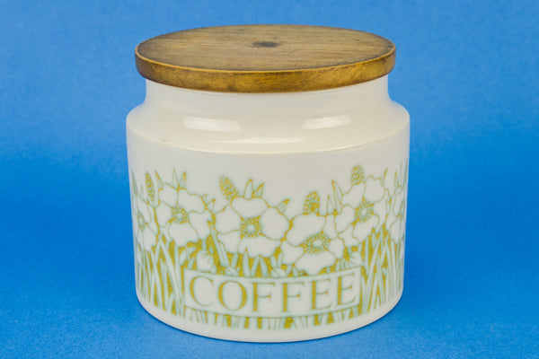 Hornsea coffee jar