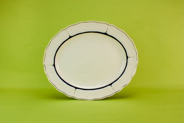 Grindley pottery platter