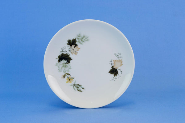 6 small plates Westwood by Royal Doulton, English circa 1960