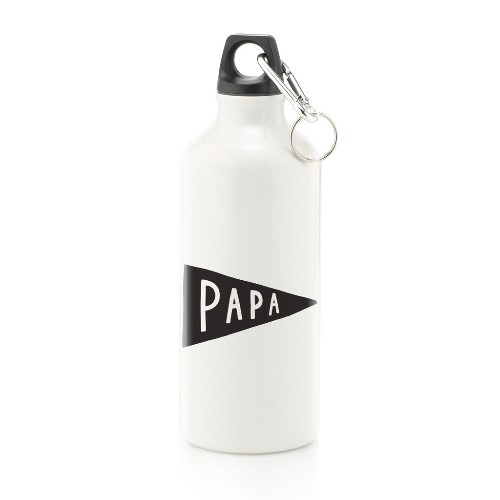 Papa Water Bottle