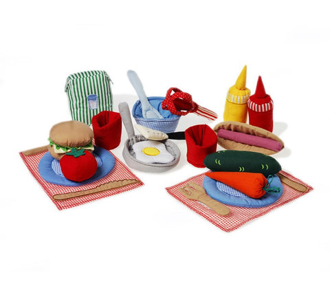 Oskar & Ellen Cooking Set