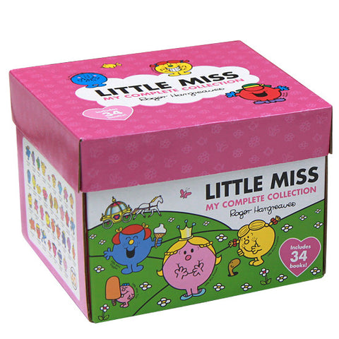 Little Miss My Complete Collection Box Set