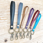 Purse pull/keychain vegan friendly!