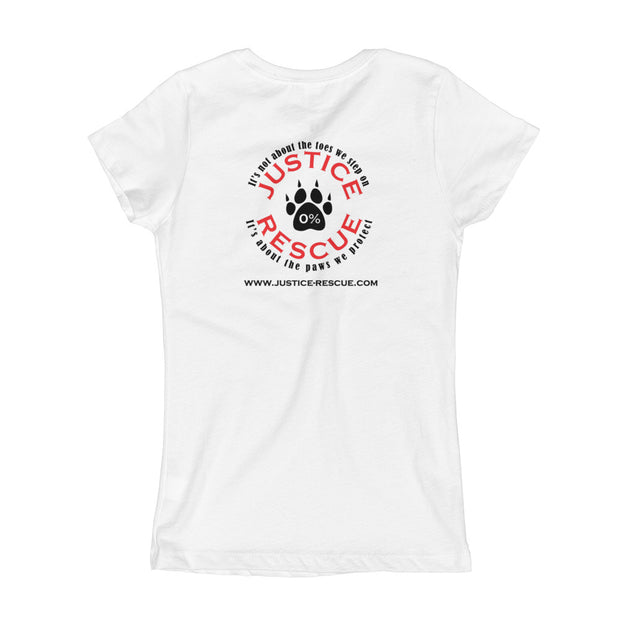 Adopt Girl's T-Shirt - Multiple Colors