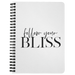 Follow Your Bliss | Spiralbound Notebook