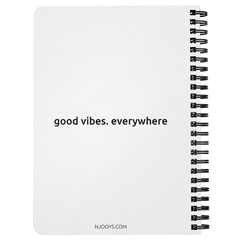 Nitty Gritty Love | Spiralbound Notebook