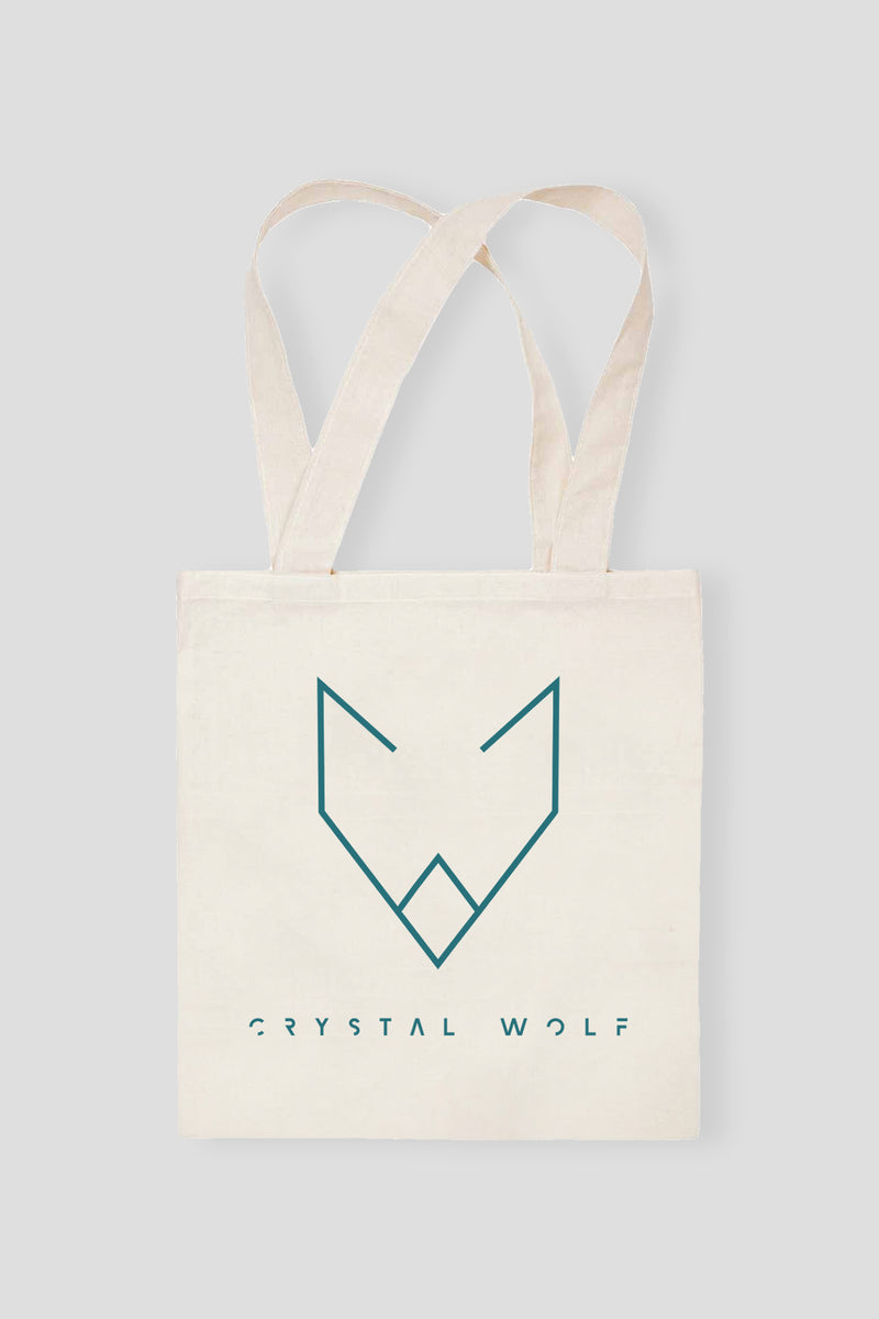 Crystal Wolf Exclusive Tote Bag