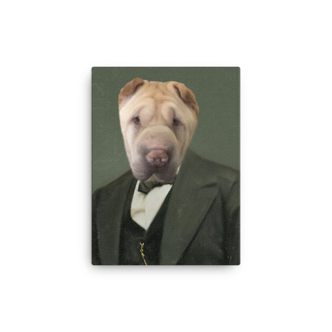 The Lincoln 100% Custom Pet Canvas