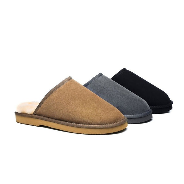 Slippers - EVER UGG Mens Scuffs #21603
