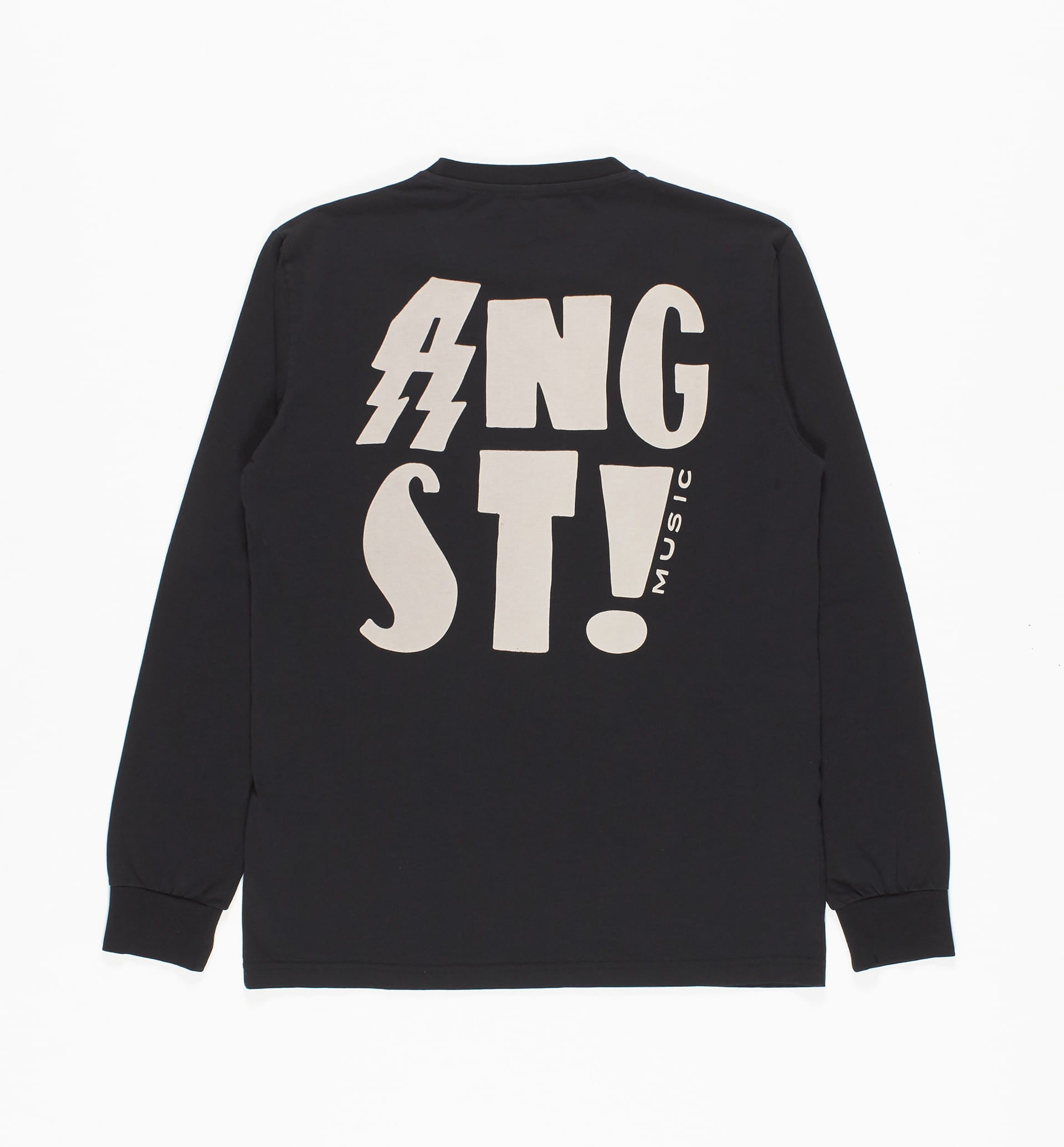 Parra - angst music long sleeve t-shirt