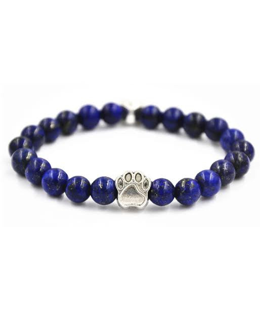 Pet Adoption Awareness Bracelet (Midnight Blue)