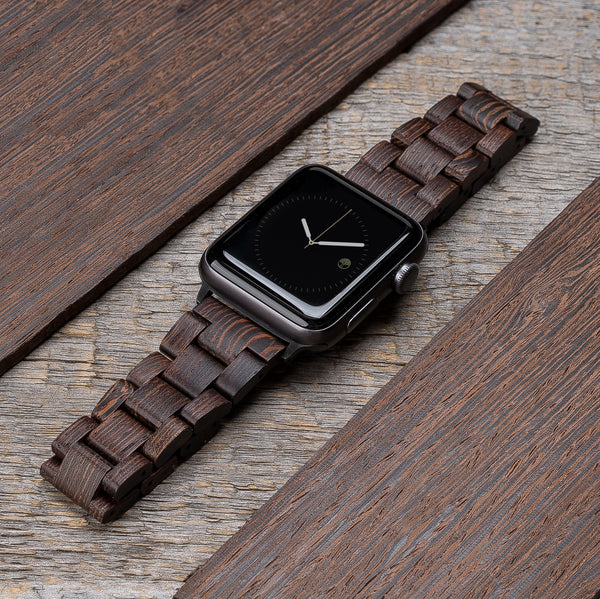 wood band for Apple watch series 1 / 2 / 3  (38 mm)