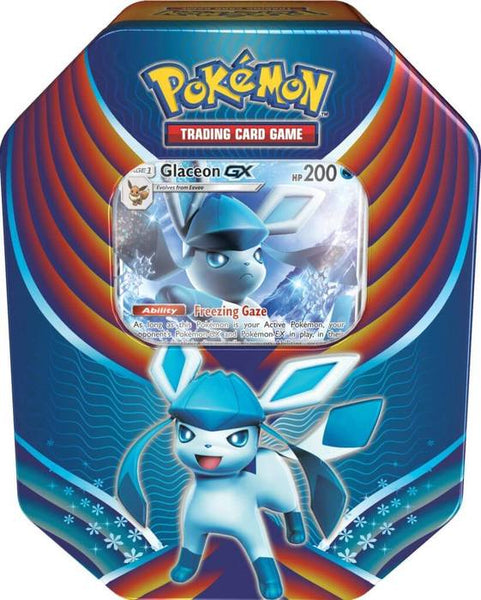 Storage Tin - Glaceon GX - Empty