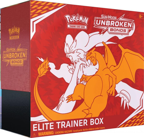 Unbroken Bonds Elite Trainer Box - Sealed
