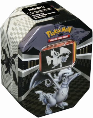 Storage Tin - Reshiram - Empty