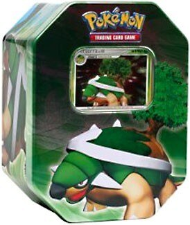 Storage Tin - Torterra LV.X - Empty