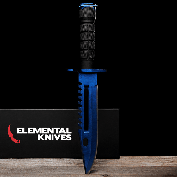 Blue Steel M9 Bayonet