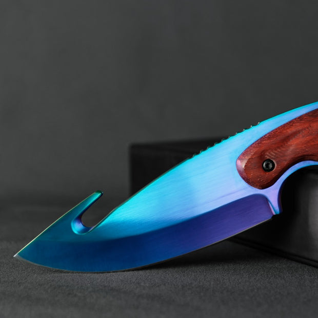 Fade Gut Knife