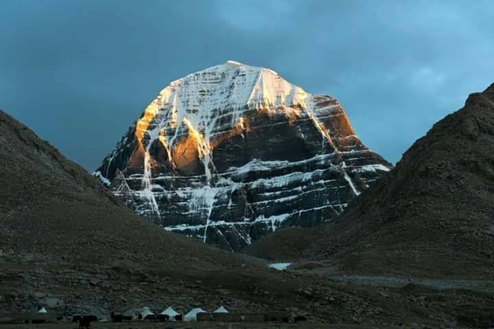Mount Kailash - The abode of Shiva