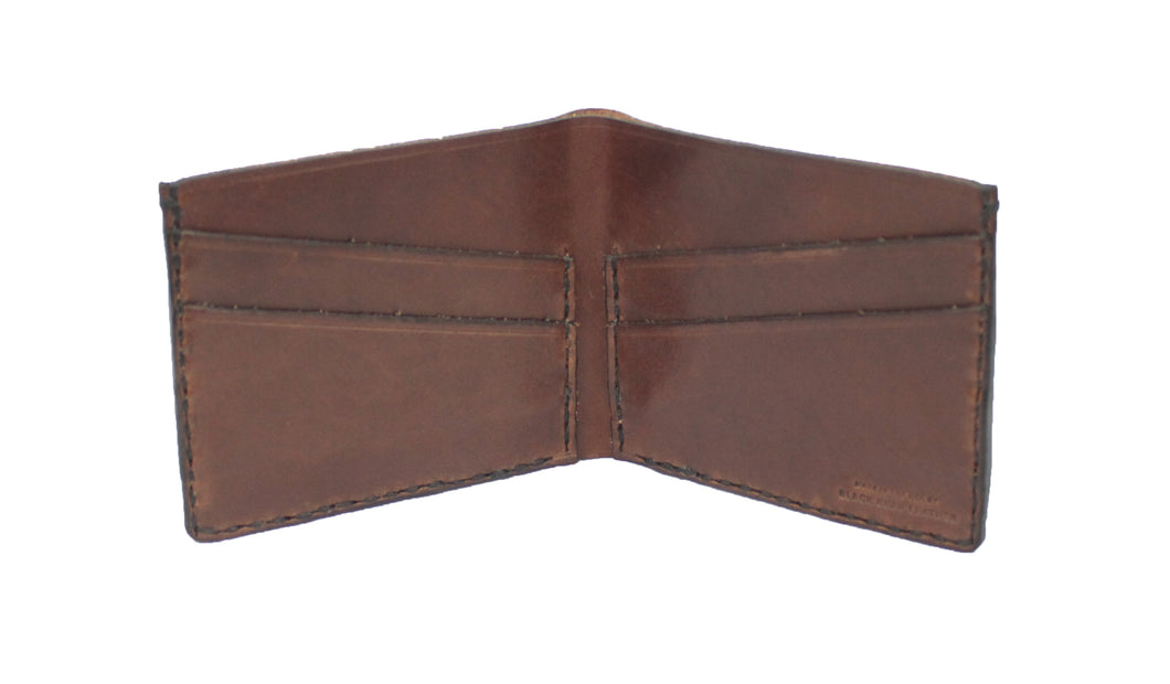 The Franklin: Four Pocket Leather Bifold