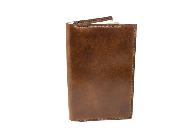 Tobacco Leather Journal