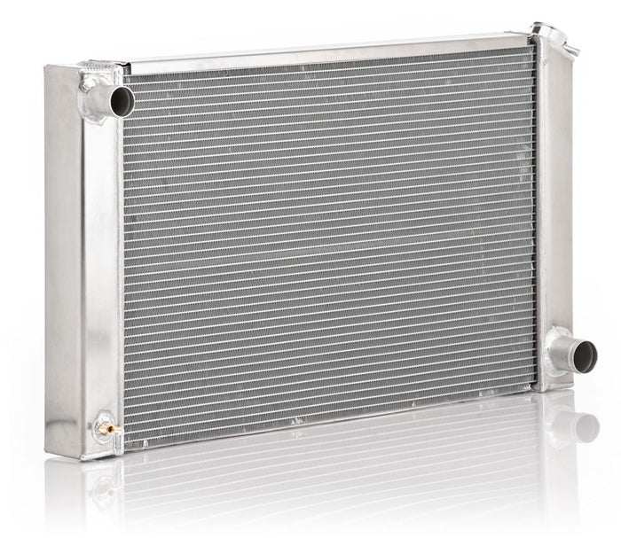 Aluminator Natural Finish Radiator for GM w/Std Trans
