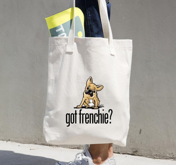 More dogs French Bulldog #2 Tote bag