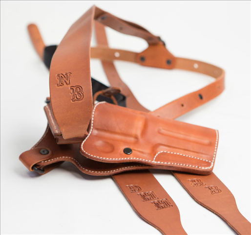 Guide's Choice™ Leather Chest Holster