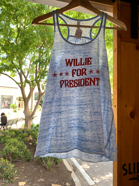 Unisex Willie For President T-shirt