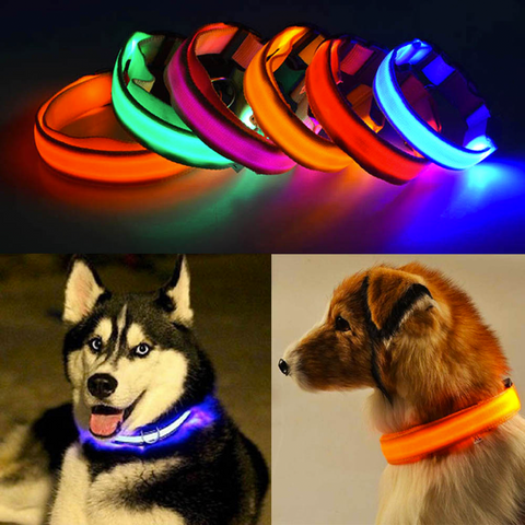 LED Glow Pet Collar