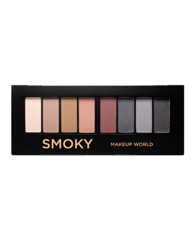 MakeUp World Eyeshadow Palette Smoky