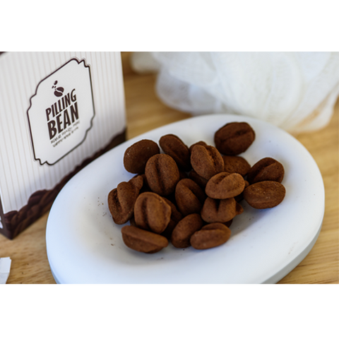 Pilling Bean Coffee Scrub Sachet (4 gms)