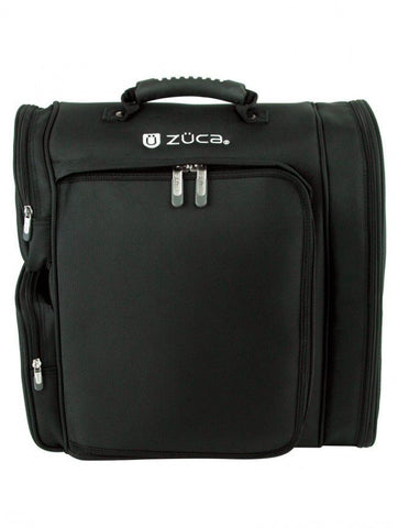 Zuca Accessories Artist Back Pack with 2 Pouches-Black