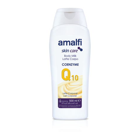 Amalfi Body Milk Q10 500 ml