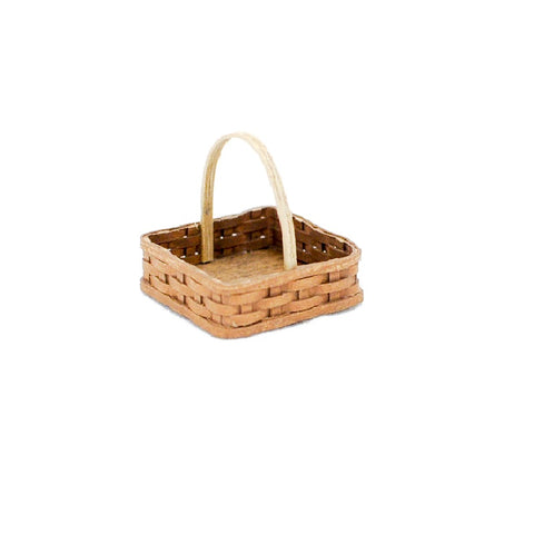 Square Basket, Low, by Chandronnait - Discontinued