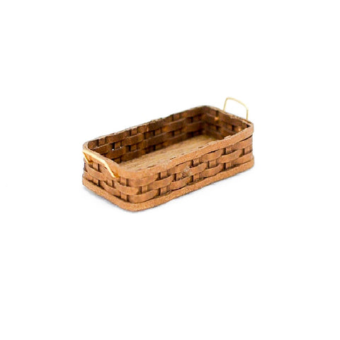 Serving Basket, Flat Ends, by Chandronnait - Discontinued