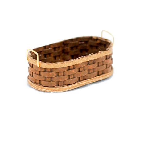 Serving Basket, Round Ends, by Chandronnait - Discontinued