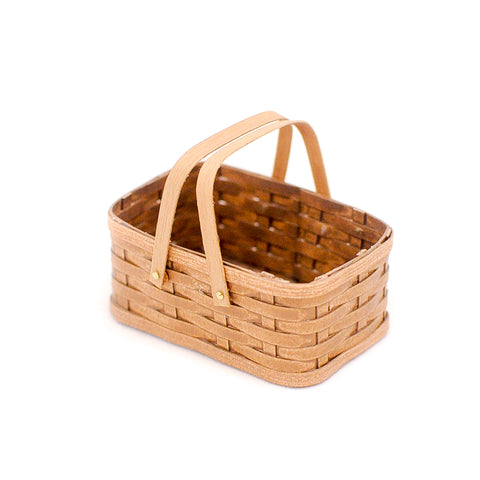 Market Basket With Swing Handles - Discontinued