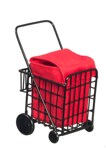 Grocery Cart with Bag