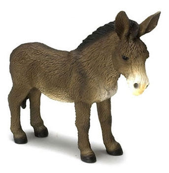 Standing Donkey, Brown