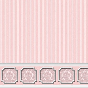 Annabelle Wall Panel, Pink