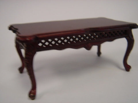 Armorial Coffee Table