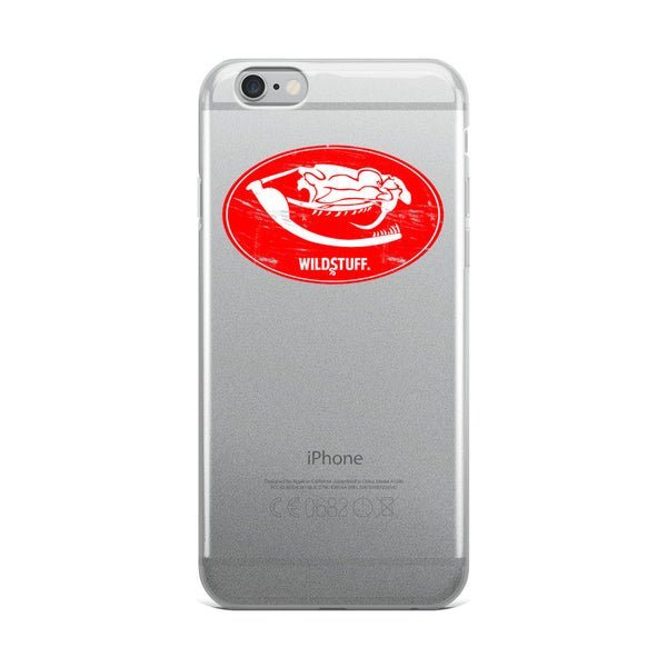 Viper Skull iPhone Case