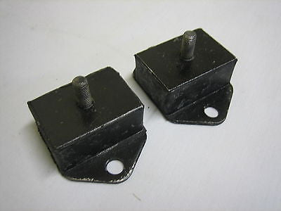 413-050 GEX7453 MG MGB GEARBOX MOUNT x2 BRAND NEW - MG Sales & Service