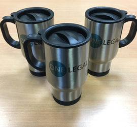 Custom printed mugs travel safety